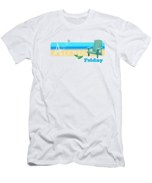 Aloha Friday Men's T-Shirt (Athletic Fit)