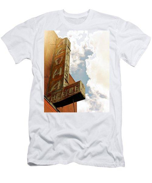 Aloha Theatre Men's T-Shirt (Athletic Fit)