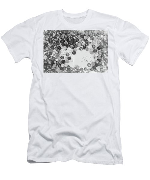 Amber #0502 Bw Men's T-Shirt (Athletic Fit)