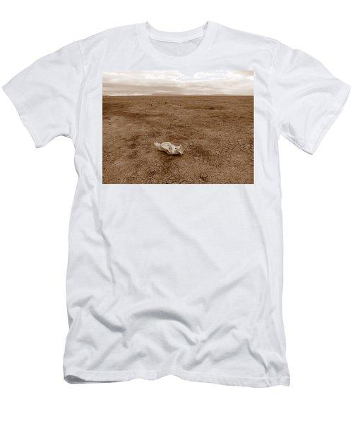 Amboseli Lake Men's T-Shirt (Athletic Fit)