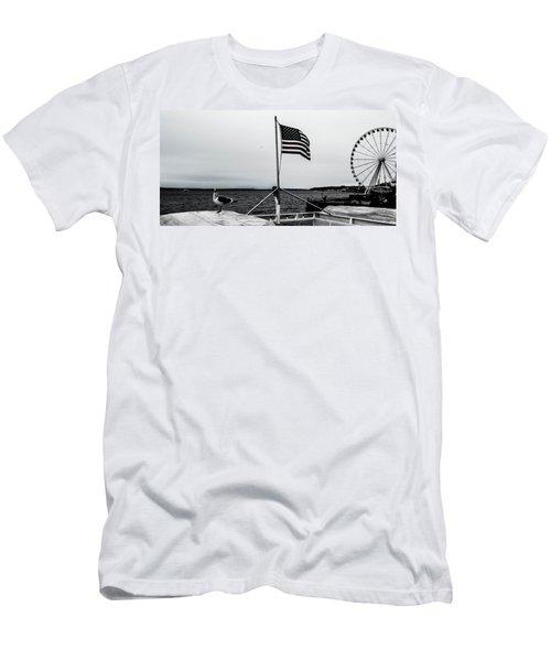 American Seattle Men's T-Shirt (Athletic Fit)
