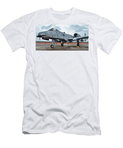 Amy's Jet 6800 Men's T-Shirt (Athletic Fit)