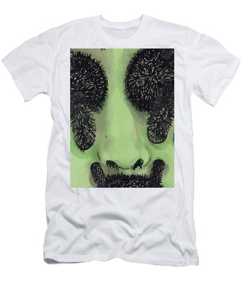 An Alien  Men's T-Shirt (Athletic Fit)