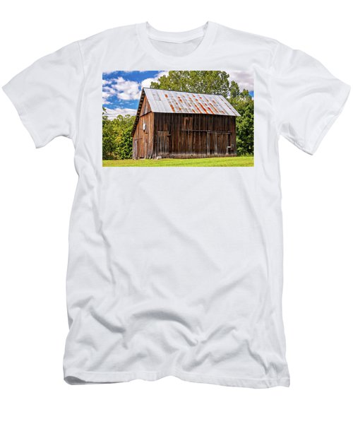 An American Barn 2 Men's T-Shirt (Athletic Fit)