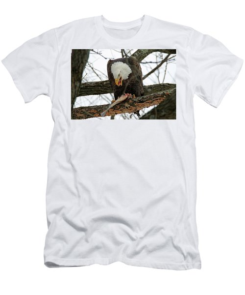 An Eagles Meal Men's T-Shirt (Athletic Fit)