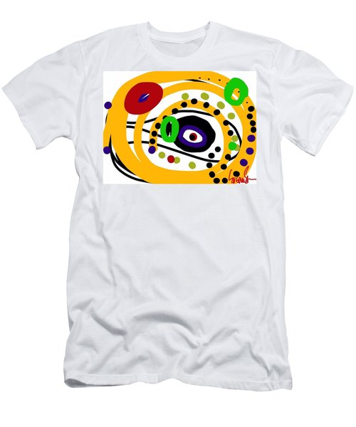 An Eye On You Men's T-Shirt (Athletic Fit)