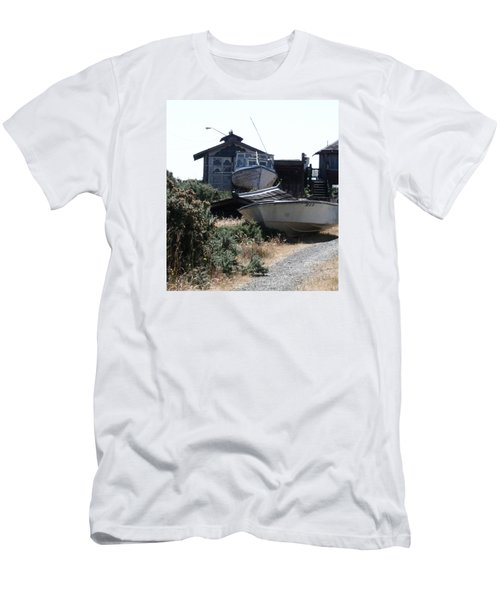 An Island Memory Men's T-Shirt (Athletic Fit)