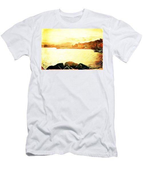 Ancient Marina Men's T-Shirt (Athletic Fit)