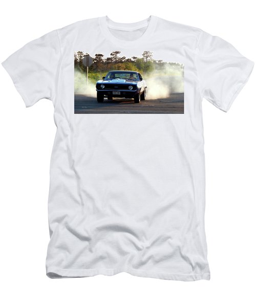 And Then He Lit Em Up For Me Men's T-Shirt (Athletic Fit)
