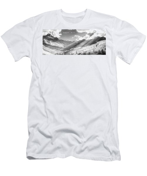 Men's T-Shirt (Slim Fit) featuring the photograph And You Feel The Scene by Jon Glaser