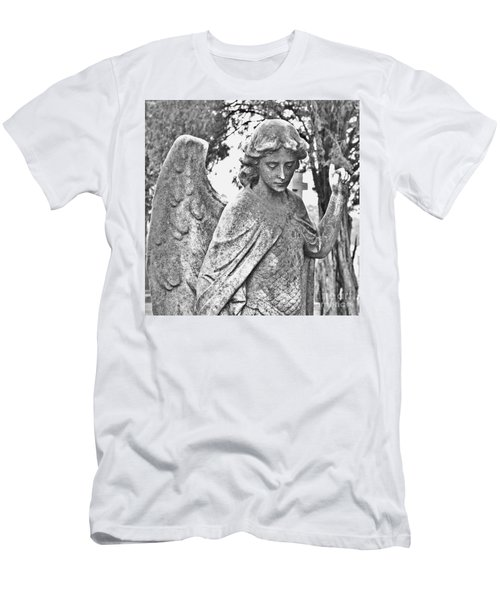 Angel2 Men's T-Shirt (Athletic Fit)