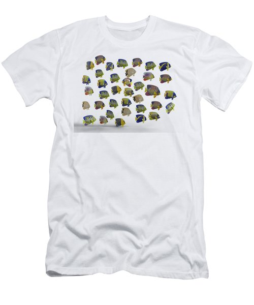 Angels Men's T-Shirt (Athletic Fit)