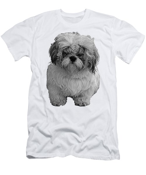 Angry Dog II Men's T-Shirt (Athletic Fit)