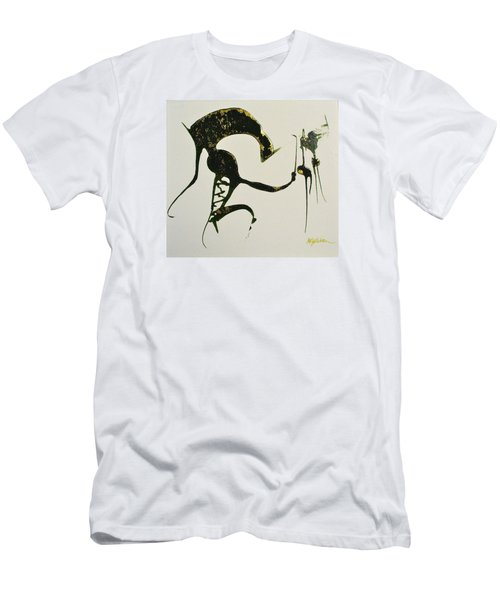 Animalia I Men's T-Shirt (Athletic Fit)