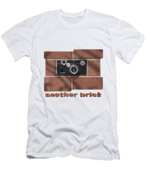Another Brick . . 2 Men's T-Shirt (Slim Fit) by Mike McGlothlen
