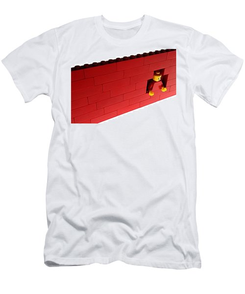 Another Brick In The Wall Men's T-Shirt (Athletic Fit)