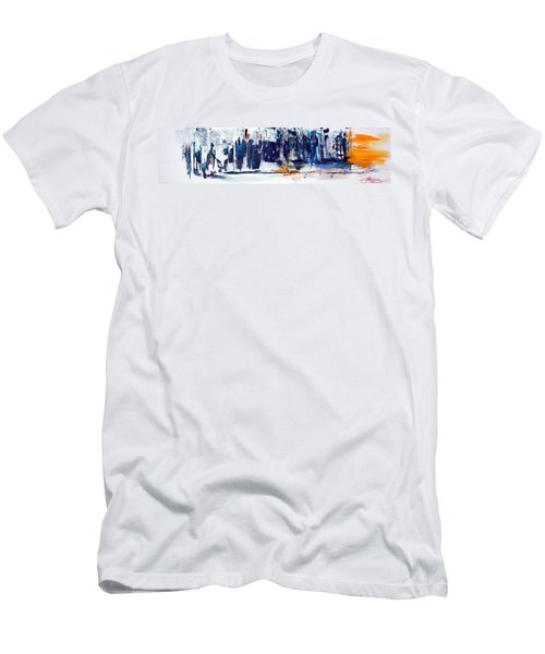 Another Day In New York City Men's T-Shirt (Athletic Fit)