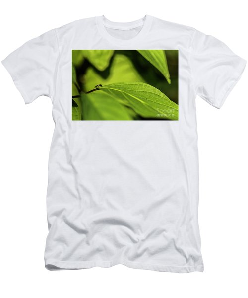 Men's T-Shirt (Slim Fit) featuring the photograph Ant Life by JT Lewis