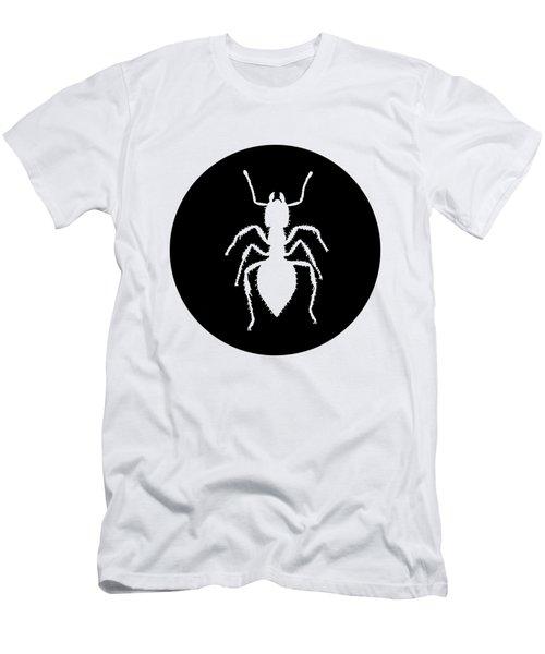 Ant Men's T-Shirt (Slim Fit) by Mordax Furittus