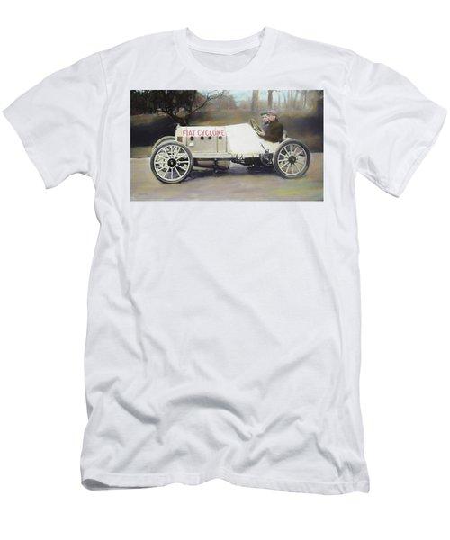 Antique Fiat Racer Dop Men's T-Shirt (Athletic Fit)