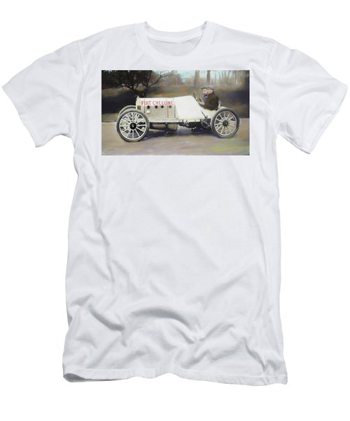 Antique Fiat Racer Dop Men's T-Shirt (Athletic Fit)