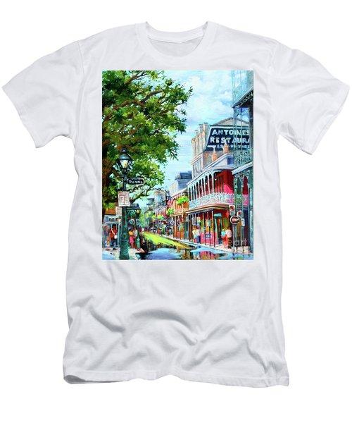 Antoine's Men's T-Shirt (Athletic Fit)