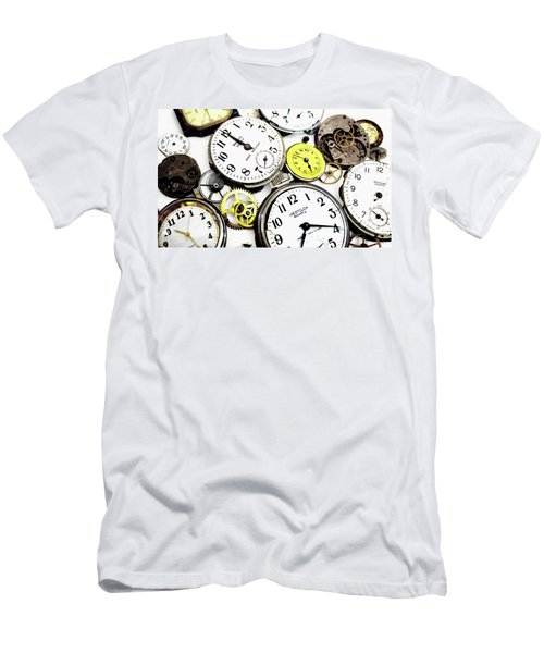 Anybody Really Know What Time It Is Men's T-Shirt (Athletic Fit)