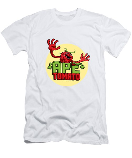 Ape Tomato Men's T-Shirt (Athletic Fit)