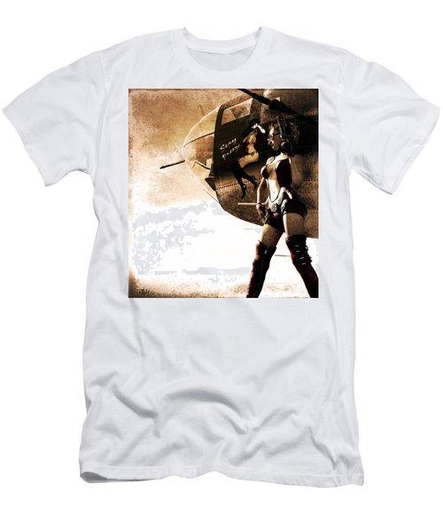 Apocalypse War 1 Men's T-Shirt (Athletic Fit)