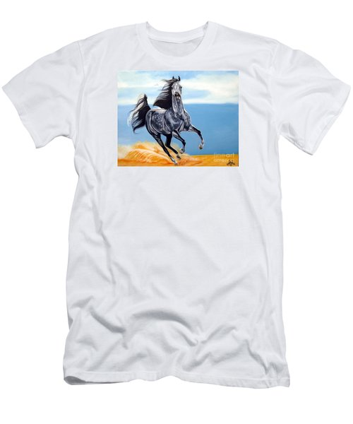 Arabian Dreams Men's T-Shirt (Athletic Fit)