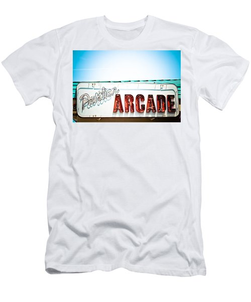 Arcade Men's T-Shirt (Athletic Fit)