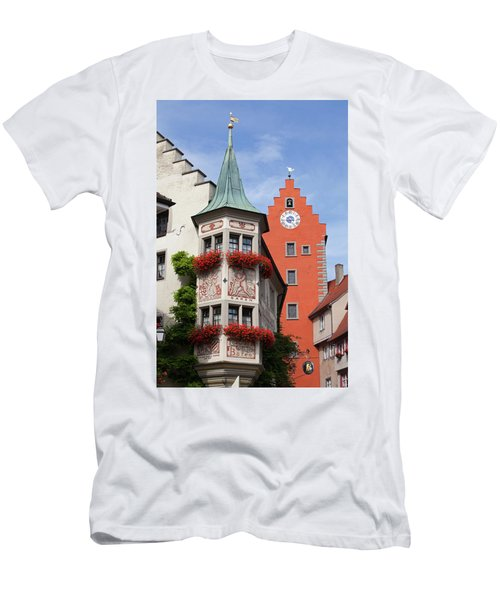 Architectural Details In Old City Men's T-Shirt (Athletic Fit)