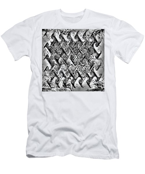 Are There Diamonds In Your Mine Men's T-Shirt (Slim Fit) by Danica Radman