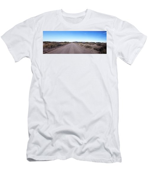 Arizona Desert Men's T-Shirt (Slim Fit) by Edward Peterson
