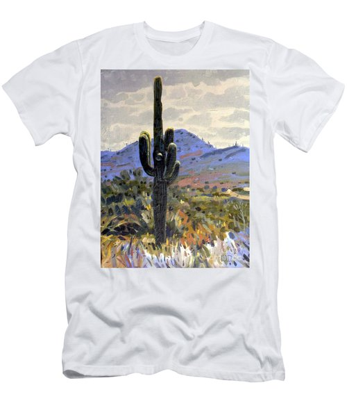 Arizona Icon Men's T-Shirt (Athletic Fit)