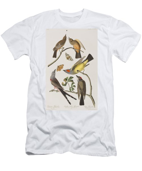 Arkansaw Flycatcher Swallow-tailed Flycatcher Says Flycatcher Men's T-Shirt (Athletic Fit)