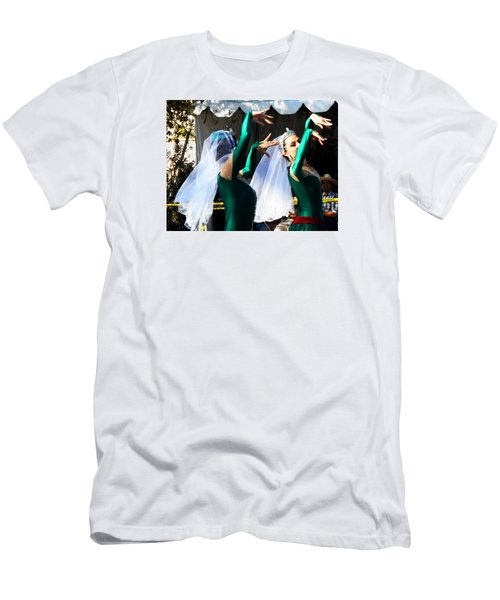 Armenian Dancers 11 Men's T-Shirt (Athletic Fit)