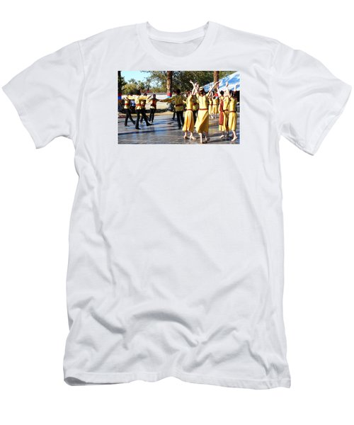 Armenian Dancers 5 Men's T-Shirt (Athletic Fit)