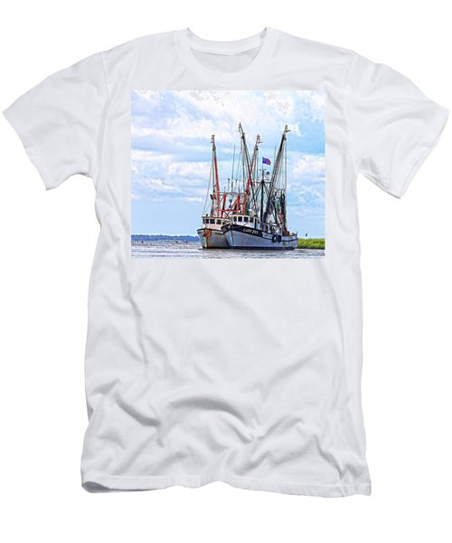 Art Of The Turn Men's T-Shirt (Athletic Fit)