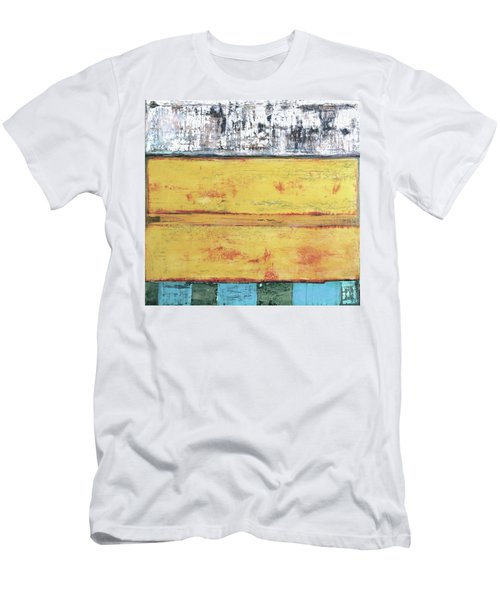 Art Print Abstract 34 Men's T-Shirt (Athletic Fit)