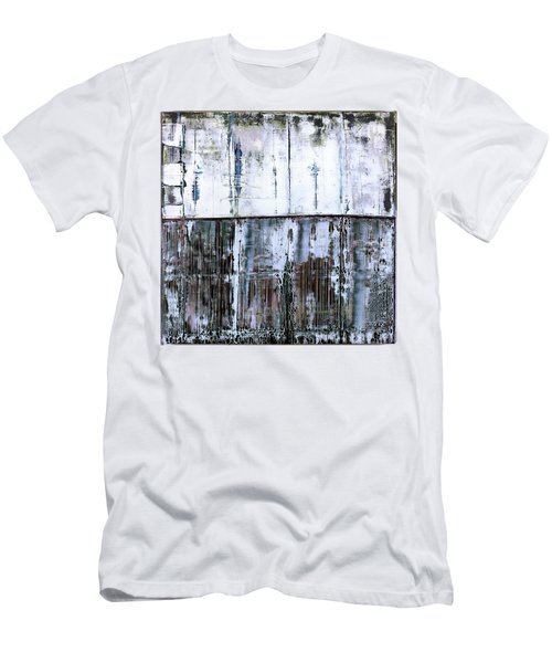Art Print Abstract 45 Men's T-Shirt (Athletic Fit)
