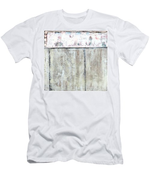 Art Print Abstract 101 Men's T-Shirt (Athletic Fit)