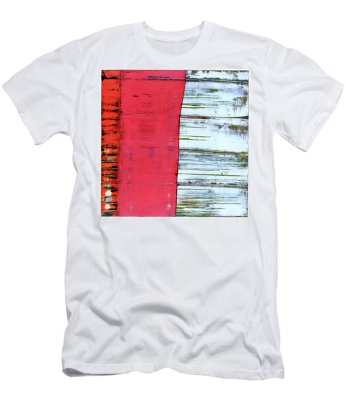 Art Print Abstract 75 Men's T-Shirt (Athletic Fit)