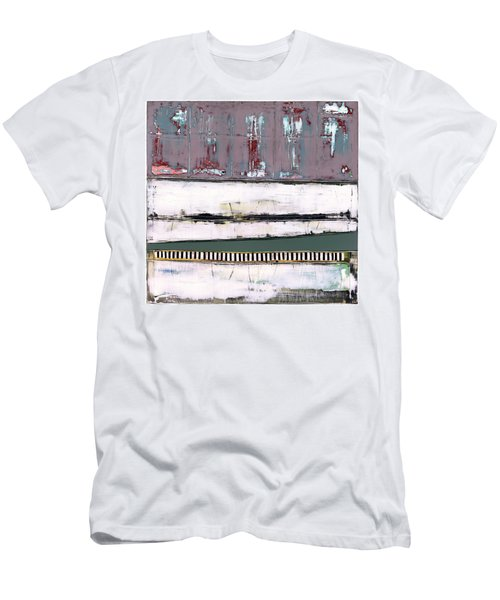 Art Print Abstract 86 Men's T-Shirt (Athletic Fit)