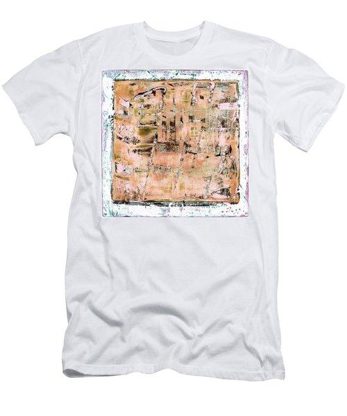 Art Print California 02 Men's T-Shirt (Athletic Fit)