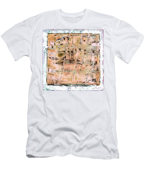 Art Print California 02 Men's T-Shirt (Athletic Fit)