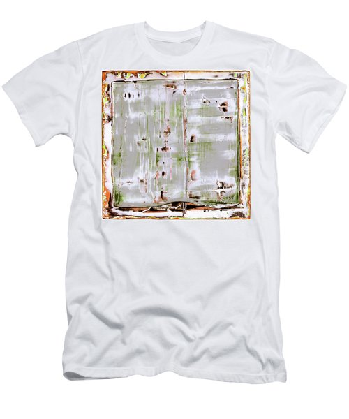Art Print California 06 Men's T-Shirt (Athletic Fit)