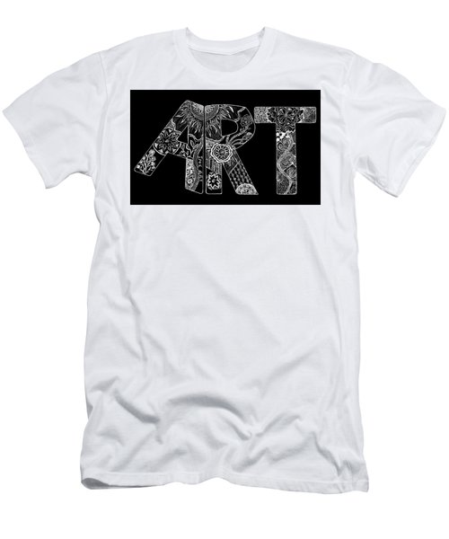 Art Within Art Men's T-Shirt (Slim Fit) by Samantha Thome