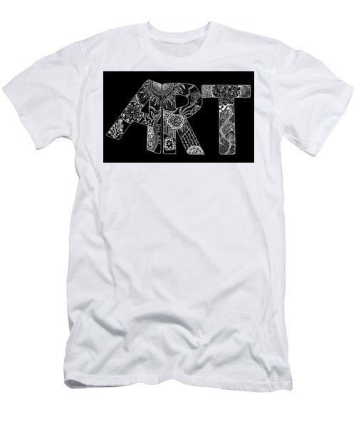 Art Within Art Men's T-Shirt (Slim Fit)