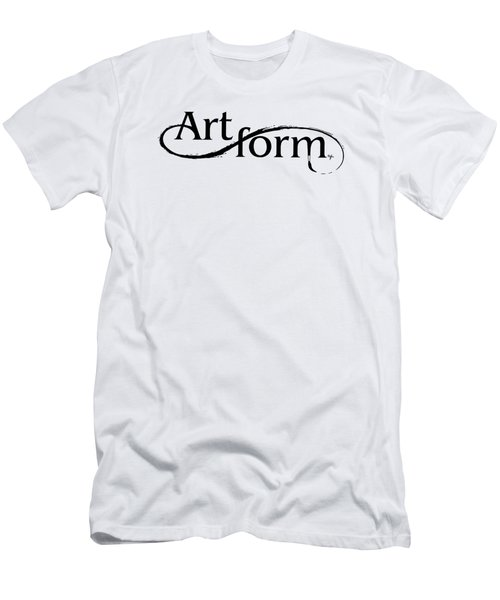 Men's T-Shirt (Athletic Fit) featuring the drawing Artform by Arthur Fix